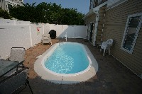 Fort Myers Fiberglass Pool in Athens, AL